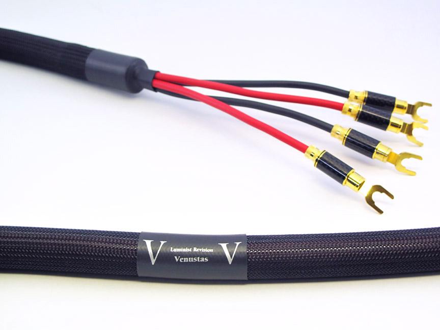 Venustas Speaker Cables