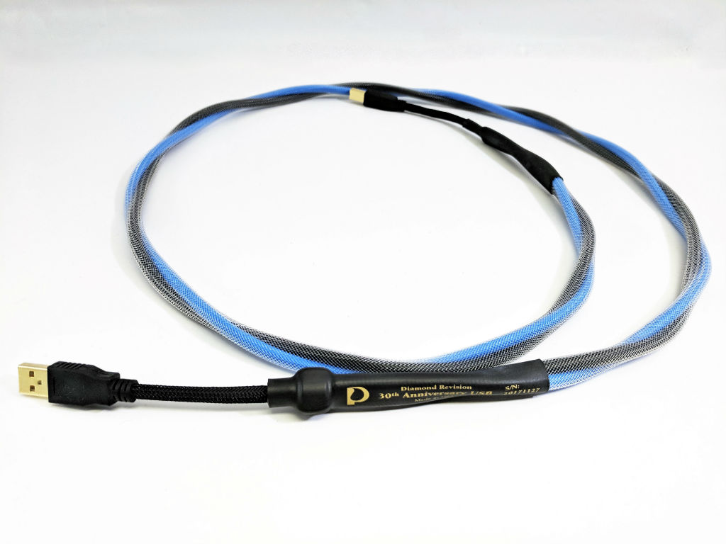 Diamond Revision 30th Anniversary Usb Cable Signals